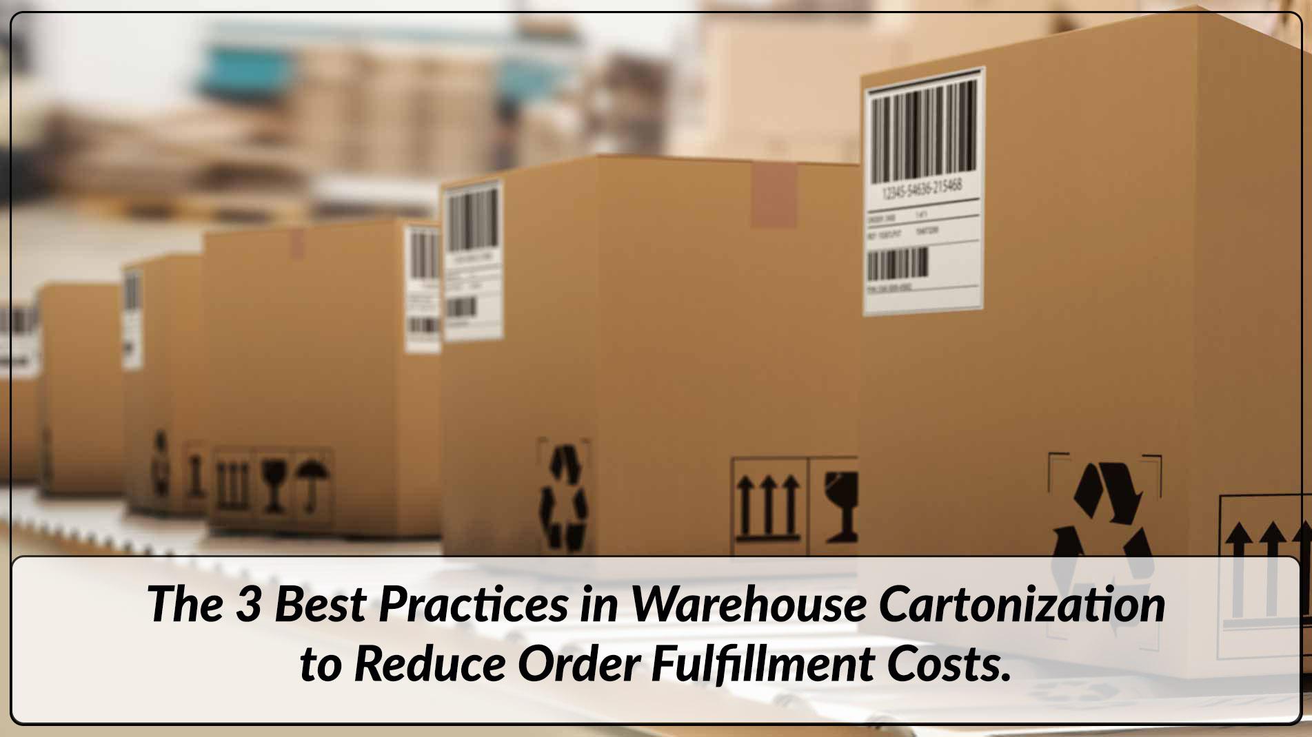 cartonization-best-practices