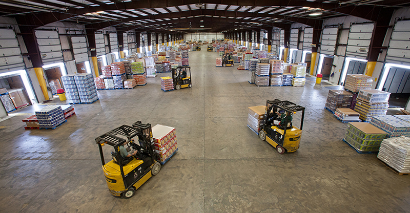 cross-docking-warehouse