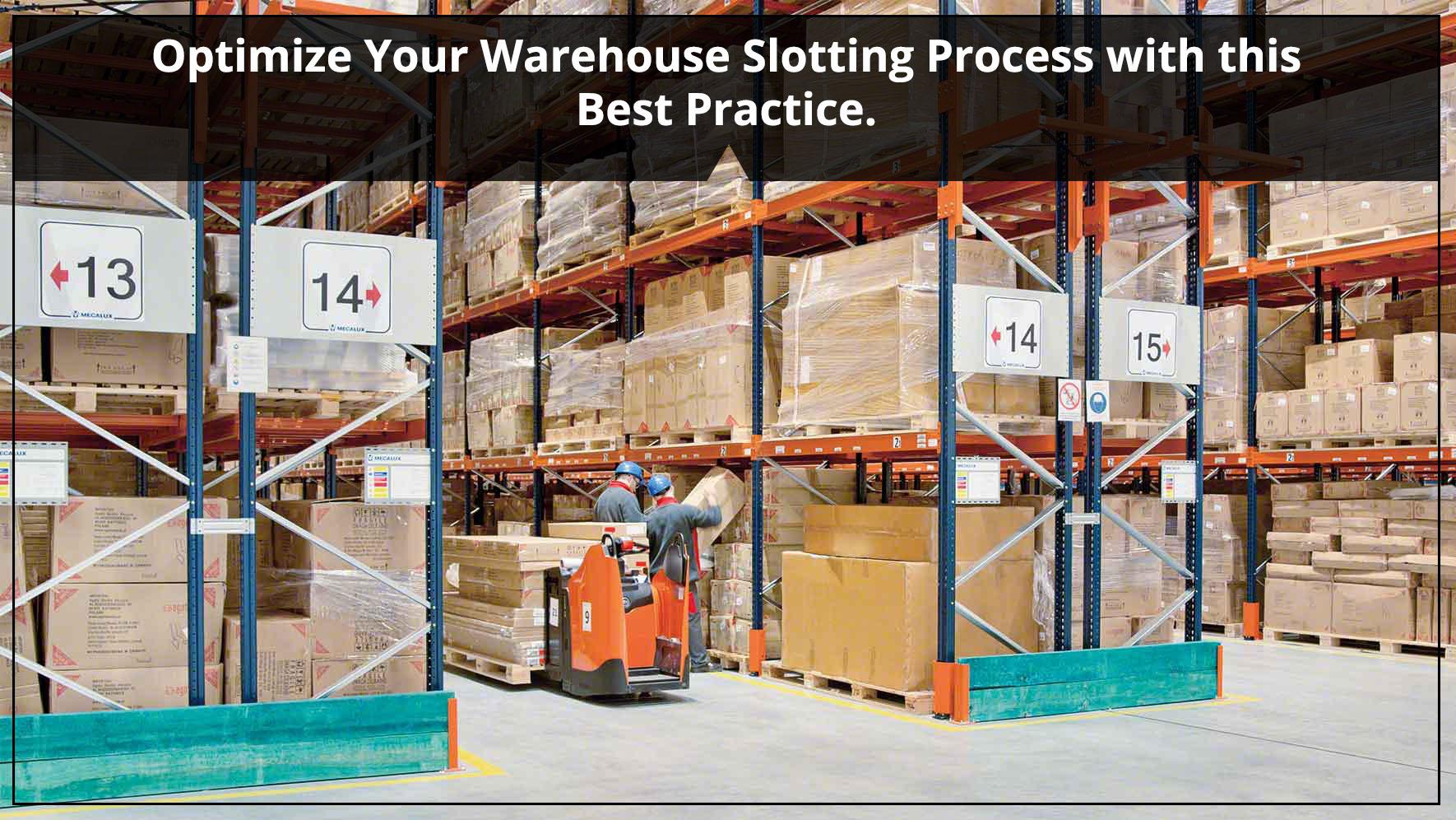 warehouse-slotting-optimization