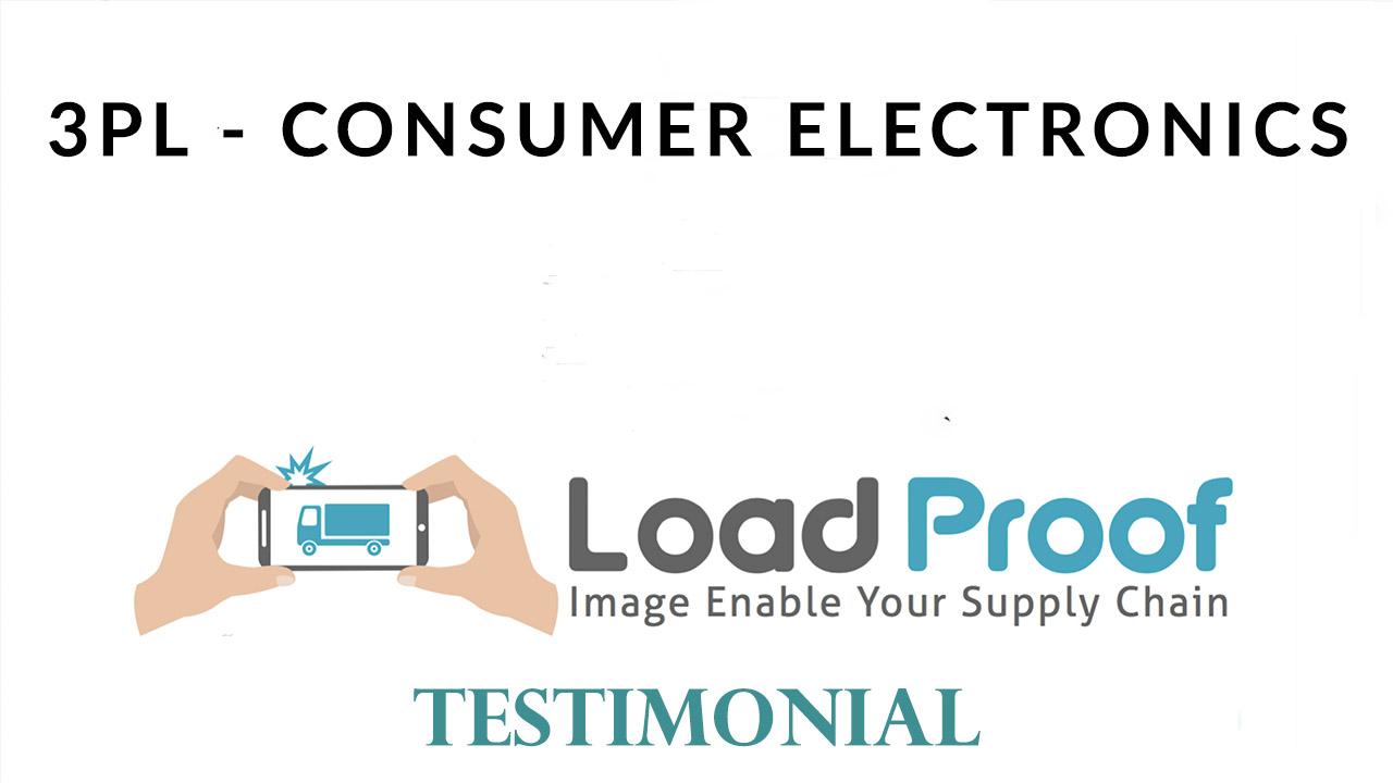 3PL Consumer Electronics Case Study
