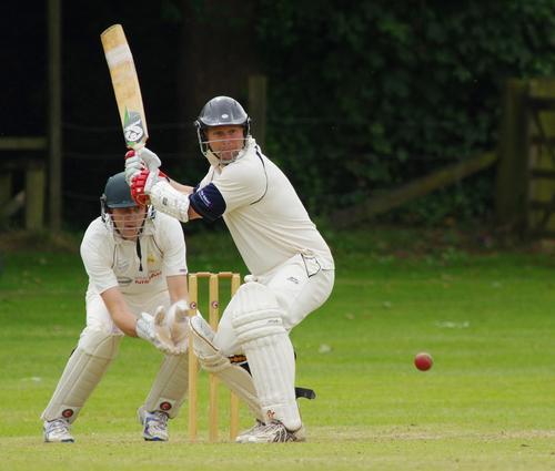 cricket-team-work