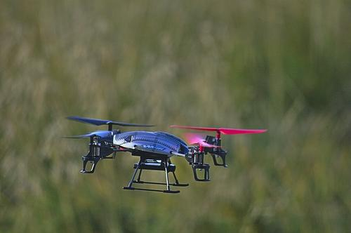 Drones in Distribution Centers: Has the Time Arrived?