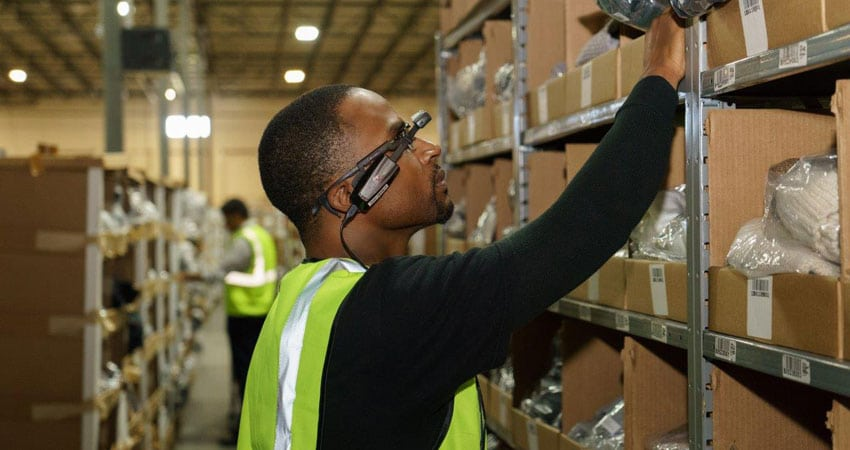 Google Glass Could Change the World, But Especially Distribution Centers