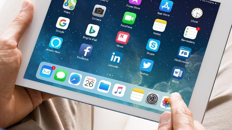 iPad Pro Not Ready for Supply Chain Prime Time