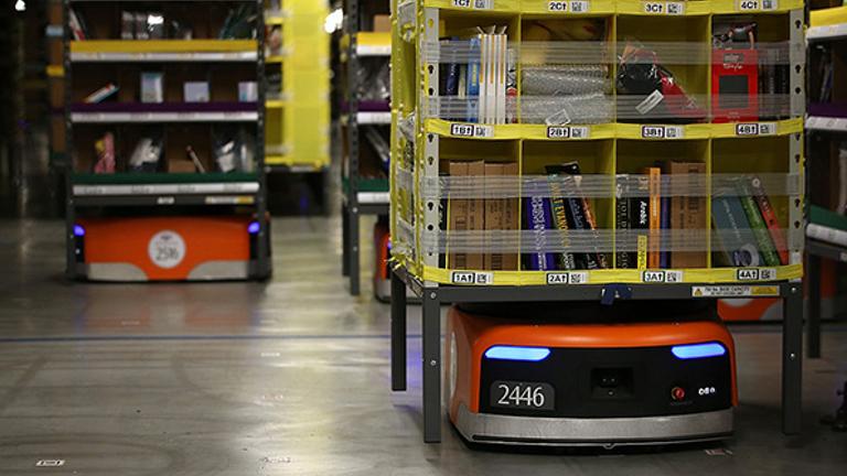 Threat of Robot Warehouse Invasion Overblown