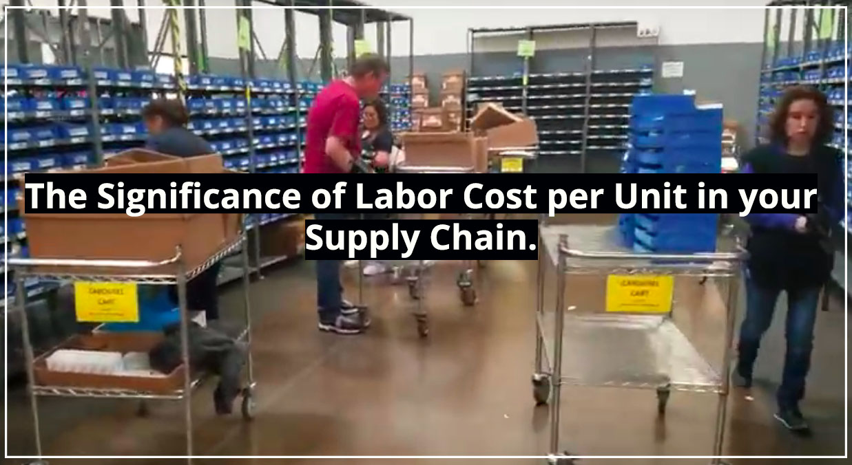 The Significance of Labor Cost per Unit in your Supply Chain