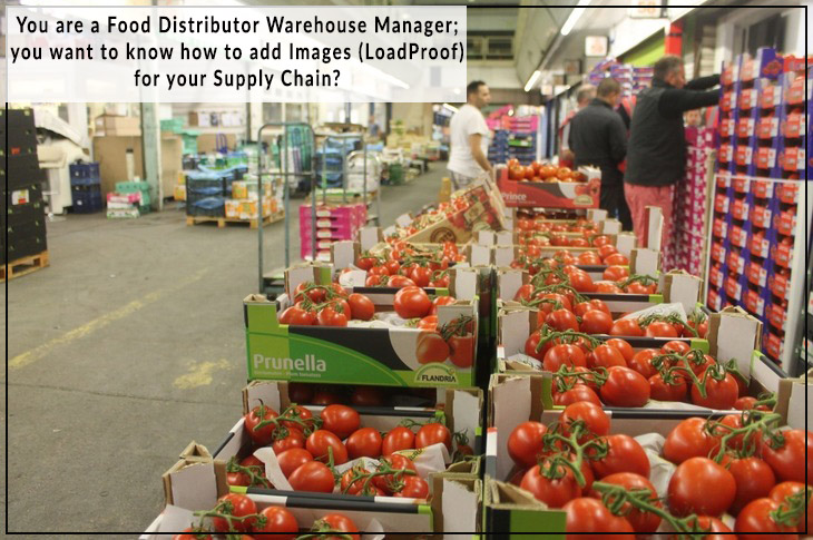 You are a Food Distributor Warehouse Manager, you want to know how to avoid retail chargebacks, freight claims, damage claims and rejected loads using LoadProof