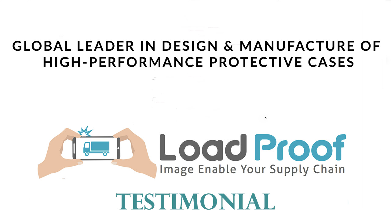 Global leader in Design & Manufacture of High-Performance Protective Cases
