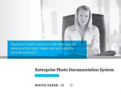 Enterprise Photo Documentation System White Paper - Part II