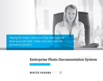 Warehouse Enterprise Photo Documentation System White Papers